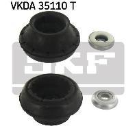 Combine Ressorts - Kit De Suspension - Coupelle De Suspension - Butee De Suspension Kit de reparation coupelle de suspension VKDA 35110 T