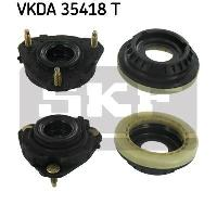 Combine Ressorts - Kit De Suspension - Coupelle De Suspension - Butee De Suspension Kit de reparation coupelle de suspension VKDA 35418 T