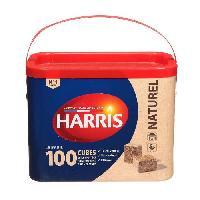 Combustible HARRIS 100 cubes allume feu 100% naturels - 160g - Generique