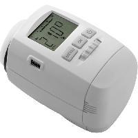 Commande Chauffage Vanne thermostatique programmable