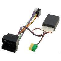 Commande au volant Blaupunkt Interface commande au volant pour Ford ap04 - Autoradio Blaupunkt ADNAuto