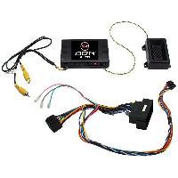 Commande au volant Caliber Infodapter Commande au volant UJP01Caliber compatible avec Jeep Renegade