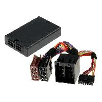 Commande au volant Caliber Interface commande volant CT2C compatible avec Citroen av05 equivalent RASC3500