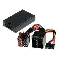 Commande au volant Caliber Interface commande volant PG6C compatible avec Citroen av05 equivalent RASC3500