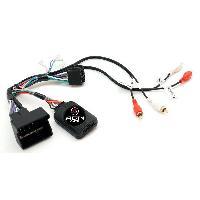 Commande au volant JVC Interface Commande au volant AD2JVC compatible avec Audi Avec Ampli