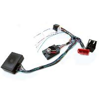 Commande au volant JVC Interface Commande au volant AD7J pour Audi ap01 Mini-ISO Sans bose JVC - ADNAuto