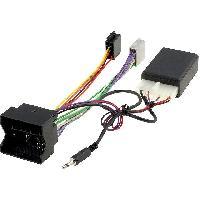 Commande au volant JVC Interface commande au volant compatible avec Ford ap04 - Autoradio JVC