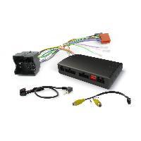 Commande au volant LG Infodapter Commande au volant UBM1LG pour Mini F56 ADNAuto