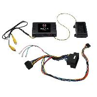 Commande au volant LG Infodapter Commande au volant UFT02LG compatible avec Fiat 500X