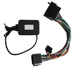 Commande au volant Pioneer Interface commande volant compatible avec Seat ISO equivalent CTSST002