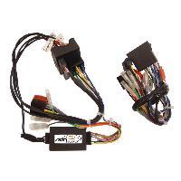 Commande au volant Sans Lead Interface Commande au volant ADC compatible avec Audi A3 A4 A6 TT 01-15 Centrale seule