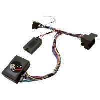 Commande au volant Sans Lead Interface Commande au volant BM7 compatible avec BMW ap98 Fakra Centrale seule