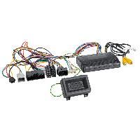 Commande au volant Sony Infodapter Commande au volant ULR1Sony compatible avec Land Rover Evoque 11-13