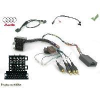 Commande au volant Sony Interface Commande au volant AD3Sony pour Audi ADNAuto