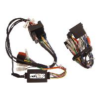 Commande au volant Sony Interface Commande au volant ADCP compatible avec Audi A3 A4 A6 TT 01-15 Pioneer Sony
