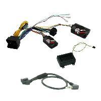 Commande au volant Sony Interface Commande au volant BM9P pour BMW 01-16 Fakra Radars recul Pioneer Sony ADNAuto