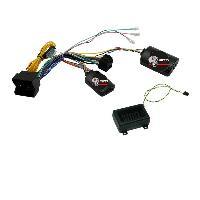 Commande au volant Universelle Interface Commande au volant BM9 pour BMW 01-16 Fakra Radars recul Centrale seule - ADNAuto