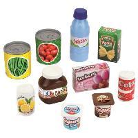 Commercant - Marchande ECOIFFIER CHEF Filet Conserve