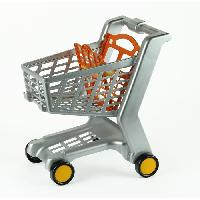 Commercant - Marchande KLEIN - Chariot de supermarché Shopping Center