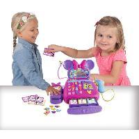 Commercant - Marchande MINNIE Caisse enregistreuse Nouveau Design - Imc Toys