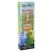 Complement Alimentaire Batons au miel pour perruches 60 g