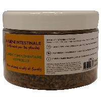 Complement Alimentaire Hygiene intestinale 200g - complement alimentaire vermicelle pour chien chat et furet -> 4x50g