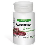 Complement Anti-age Resveratrol NETLAB PHARMA - Pilulier 90 gelules - Complement alimentaire energie et protection - Concu et produit en France - Generique