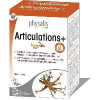 Complement Articulations - Complement Rhumatisme - Complement Ossature Physalis complément alimentaire Articulations+ 30 comprimés - Aucune