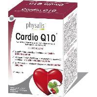 Complement Articulations - Complement Rhumatisme - Complement Ossature Physalis complément alimentaire Cardio Q10 60 comprimés - Aucune