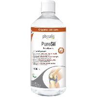 Complement Articulations - Complement Rhumatisme - Complement Ossature Physalis complément alimentaire PureSil 1000 ml - Aucune