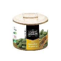 Complement Defense Immunitaire - Complement Renforcement De L'organisme GOURMET SPIRULINE 180 comprimes Spiruline-Ginseng Bio - 90 g
