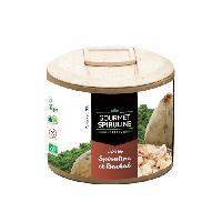 Complement Defense Immunitaire - Complement Renforcement De L'organisme GOURMET SPIRULINE Poudre Spiruline-Baobab Bio - 90 g