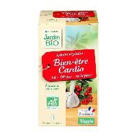 Complement Digestion - Complement Transit 40 gelules vegetales bien-etre cardio - Bio - 20 g