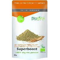 Complement Digestion - Complement Transit Biotona Superboost Organic powder 200g Bio - Aucune