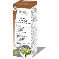 Complement Digestion - Complement Transit Physalis gouttes de plantes Cynara scolymus 100 ml Bio - Aucune