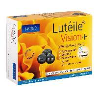 Complement Stress - Complement Anxiete - Complement Sommeil Complement alimentaire Luteile Vision - Luteine. pycnogenol. myrtille et zinc - 30 gelules