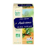 Complement Stress - Complement Anxiete - Complement Sommeil Gelules vegetales anti stress - Bio - 22 g