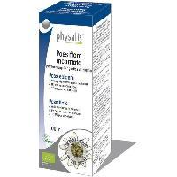 Complement Stress - Complement Anxiete - Complement Sommeil Physalis gouttes de plantes Passiflora incarnata 100 ml Bio - Aucune