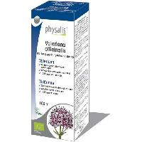 Complement Stress - Complement Anxiete - Complement Sommeil Physalis gouttes de plantes Valeriana officinalis 100 ml Bio - Aucune