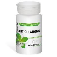 Complements Alimentaires - The Infusion Sante Articulation NETLAB PHARMA - Pilulier 60 gelules - Complement alimentaire articulations - Concu et produit en France