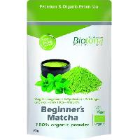Complements Alimentaires - The Infusion Sante Biotona Superfood Beginner's Matcha 90g Bio - Aucune