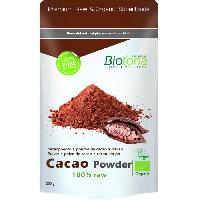 Complements Alimentaires - The Infusion Sante Biotona Superfood Cacao raw powder 200 g Bio - Aucune