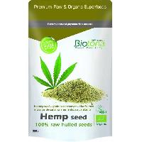 Complements Alimentaires - The Infusion Sante Biotona Superfood Hemp raw hulled seeds 300 g Bio - Aucune