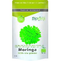 Complements Alimentaires - The Infusion Sante Biotona Superfood Moringa raw powder 200 g Bio Aucune
