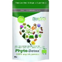 Complements Alimentaires - The Infusion Sante Biotona Superfood Phyto-Detox organic powder 200 g Bio - Aucune