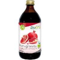Complements Alimentaires - The Infusion Sante Biotona Superfood Pomegranate conc. 500 ml Bio Aucune