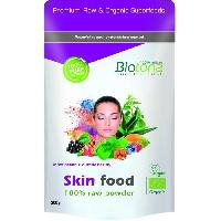 Complements Alimentaires - The Infusion Sante Biotona Superfood Skin food raw powder 200 g Bio Aucune