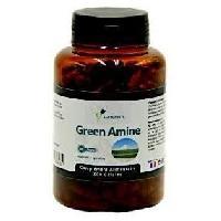 Complements Alimentaires - The Infusion Sante COMPLEM - GREEN AMINE - Renforce les métabolisme en perte d'énergie - Aucune
