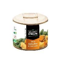 Complements Alimentaires - The Infusion Sante GOURMET SPIRULINE 180 comprimes Spiruline-Curcuma Bio - 90 g