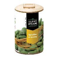 Complements Alimentaires - The Infusion Sante GOURMET SPIRULINE Comprimes Spiruline-Curcuma Bio - 130 g